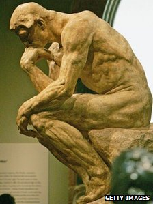 Rodin&#039;s The Thinker
