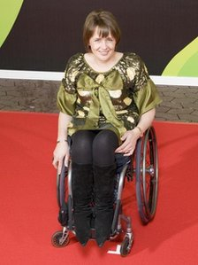 Y Farwnes Tanni Grey-Thompson