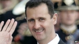 President Assad 