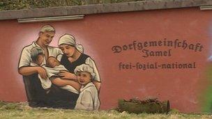 Jamel mural