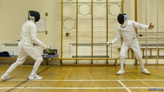 Highams Park Fencing Club