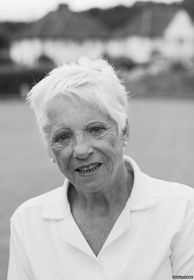 June Myers, Silverthorn Bowls Club