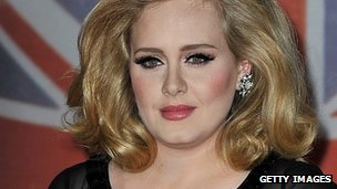 image ofmusic - Adele To The Rescue! Music Sales Up In 2011