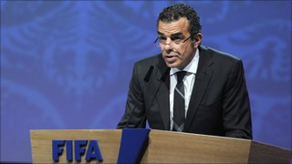 Al Ahly board member Khaled Mortagy