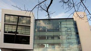 Atrium campus, Cardiff