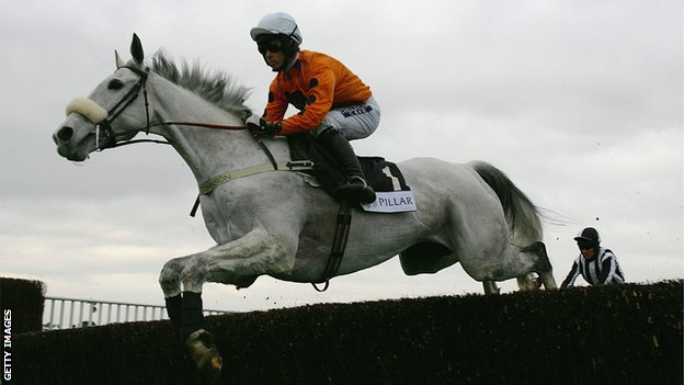 Grand National winner Graham Lee