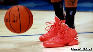 Addidas basketball shoes