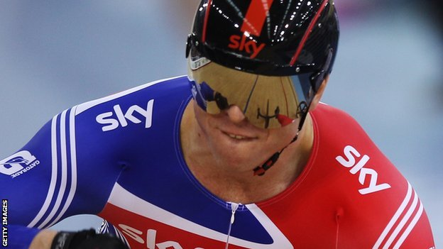 Sir Chris Hoy targets more Olympic glory