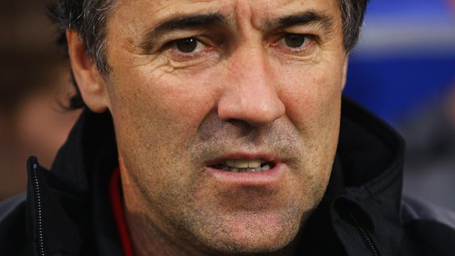 Doncaster Rovers manager Dean Saunders