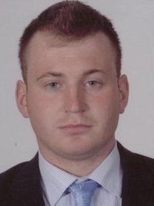 Constable Ronan Kerr