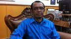 Indonesia's communications ministry spokesman