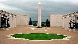 The National Memorial Arboretum - archive image