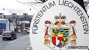 Liechtenstein coat of arms