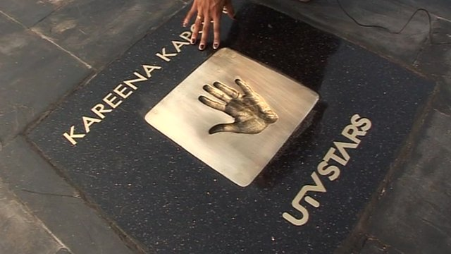 Bollywood Walk of Fame