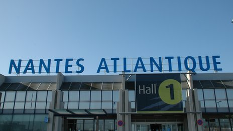 Nantes airport