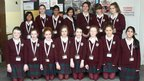 Student Reporters from Claires Court Girls School