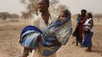 Boubacar and his wife Mariama, from the village Kadago Biri in Niger  Photo: MSF