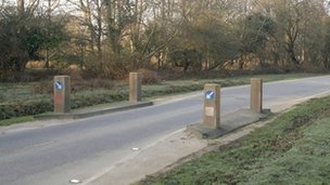 New Forest pinch point