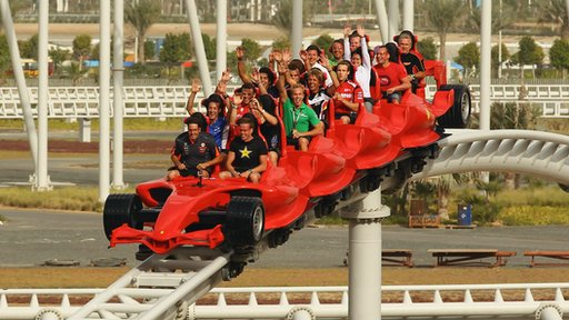Ferrari World, Abu Dhabi