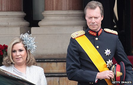 Henri, Grand Duke of Luxembourg, and Maria Teresa, Grand Duchess of Luxembourg