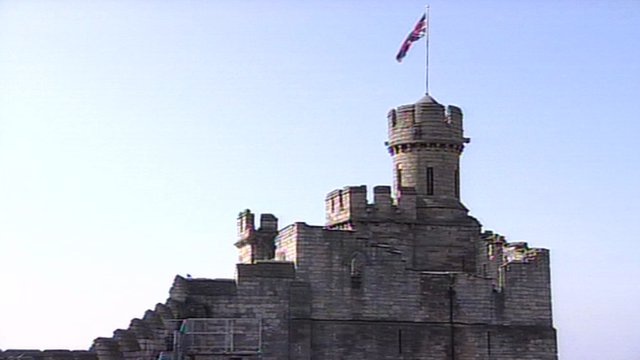 Lincoln Castle