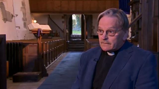 The Reverend Andrew Morton