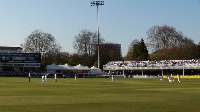 Essex's County Ground