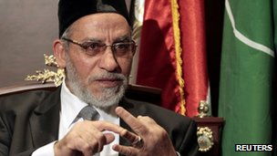 Mohammed Badi, General Guide of the Muslim Brotherhood