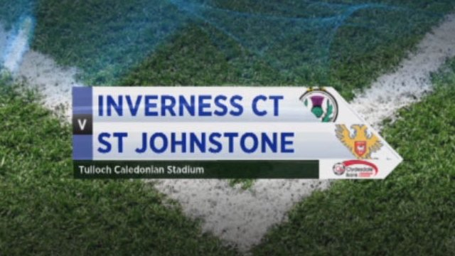 Inverness CT v St Johnstone