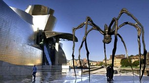 Guggenheim Museum in Bilbao