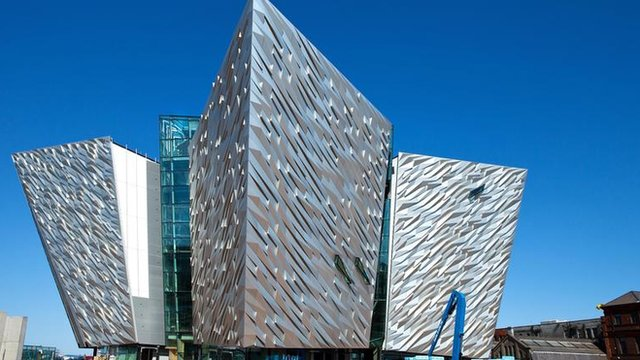 Titanic Belfast Centre 