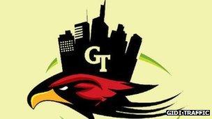 Gidi Traffic's logo on Twitter