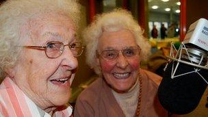 BBC Radio Humberside's Beryl and Betty