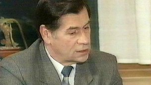 Leonid Shebarshin in 1991 (video grab)