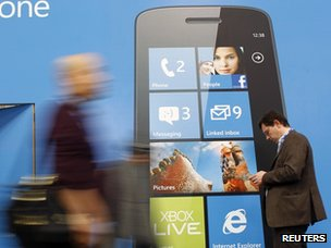 Windows Phone advertisement