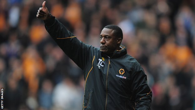Wolves caretaker manager Terry Connor insists they can still avoid relegation