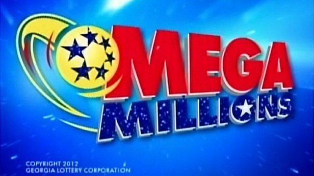 US Lottery's Mega Millions logo