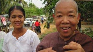 Thadimonhtar Htay Yi