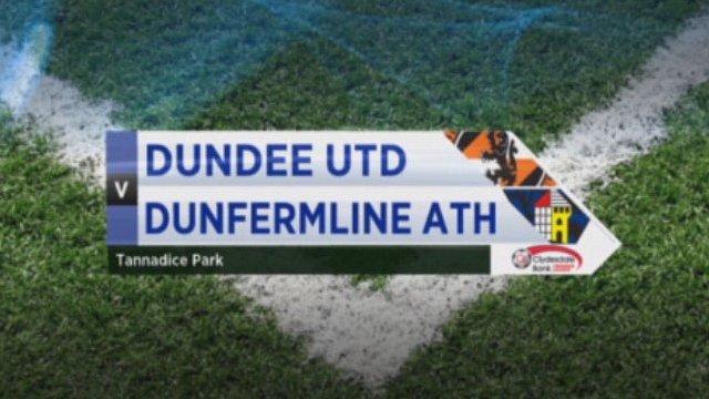 Dundee United v Dunfermline