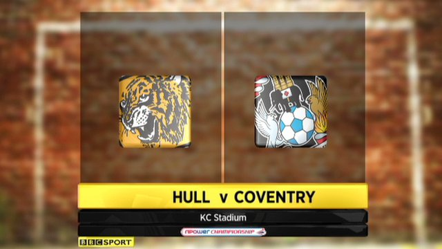 Hull 0-2 Coventry