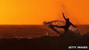 Surfer, Manly, Australia