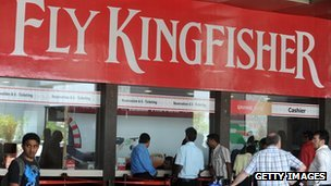 Kingfisher's staff have not been paid for months