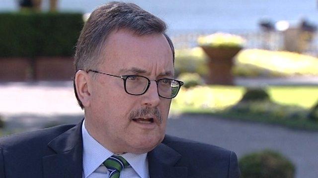 Former ECB chief economist Juergen Stark