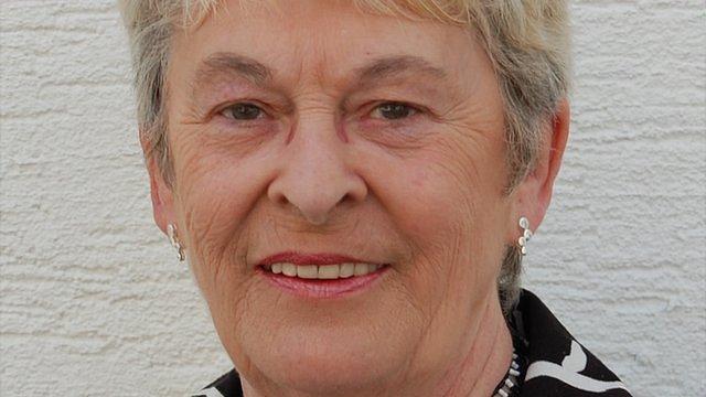 Sandra James