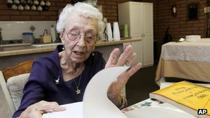 Verla Morris was working as a keypunch operator in Fairfield, Illinois, when the 1940 census was counted