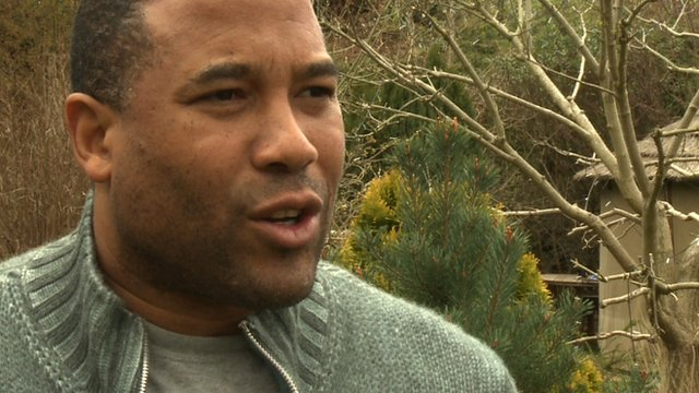 Former Liverpool player John Barnes