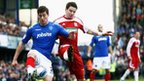 Portsmouth v Middlesbrough - npower Championship