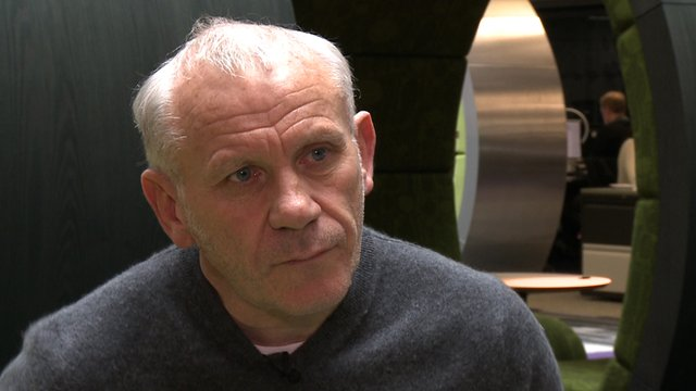Former Manchester City manager Peter Reid