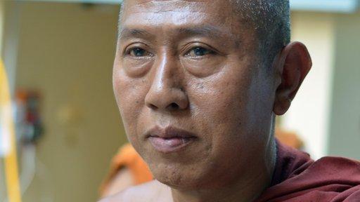 Burmese monk U Ein Daka