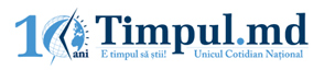 Banner of Timpul online newspaper